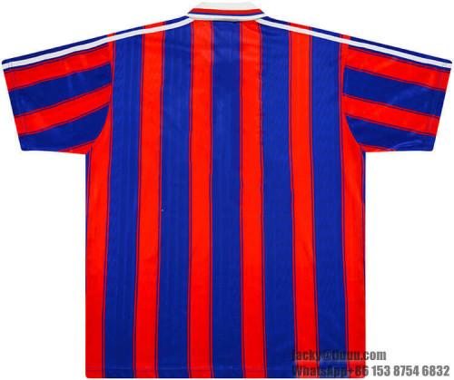 Bayern Munich 1995-97 Home Retro Jersey