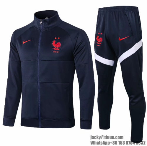France 2020 Jacket and Pants - A334