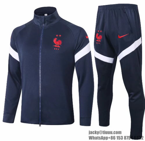 France 2020 Jacket and Pants - A325