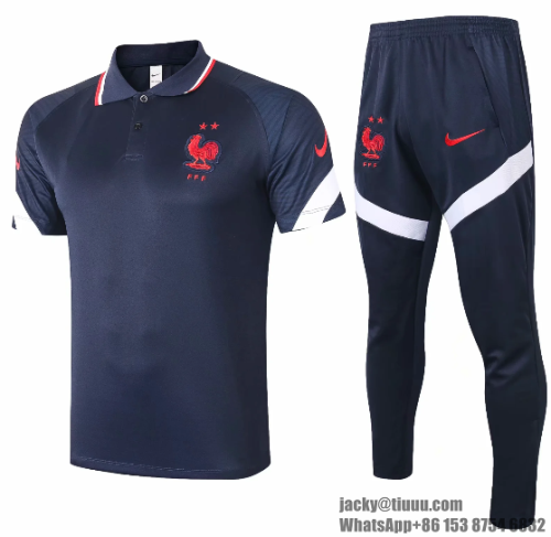 France 2020 Polo and Pants - C488