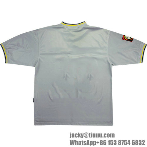 Dortmund 2000-2001 Away Retro Jersey