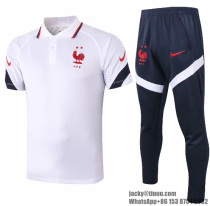 France 2020 Polo and Pants - C487