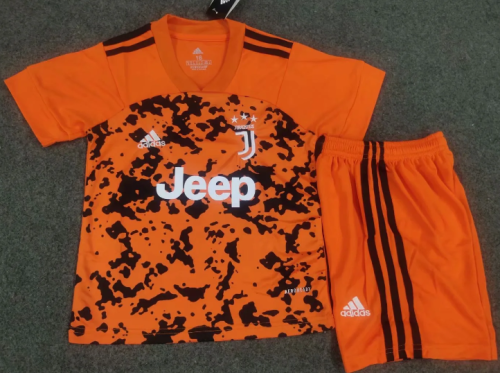 Juventus 20/21 Kids Soccer Jersey and Short Kit