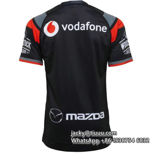 New Zealand Warriors 2020 Men's Away Rugby Jersey