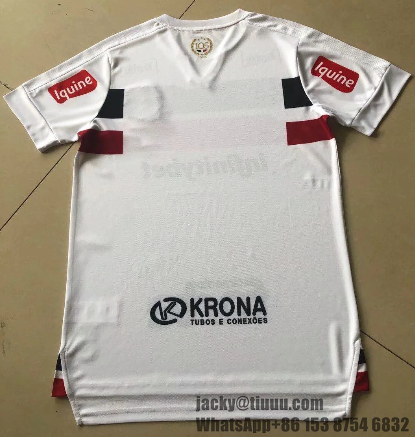 Thai Version Santa Cruz 20/21 Soccer Jersey