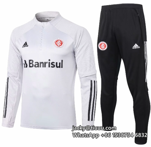 SC Internacional 20/21 Soccer Training Top and Pants - B394