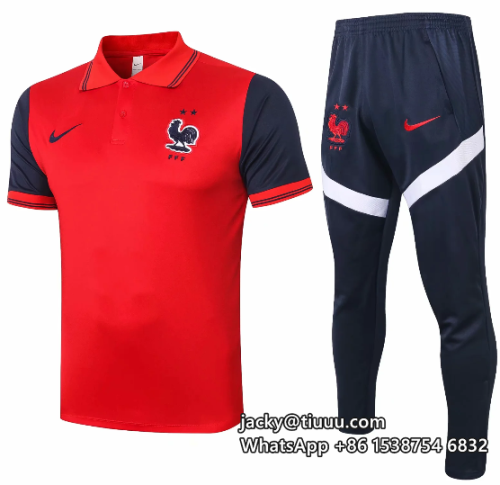 France 2020 Polo and Pants - C493
