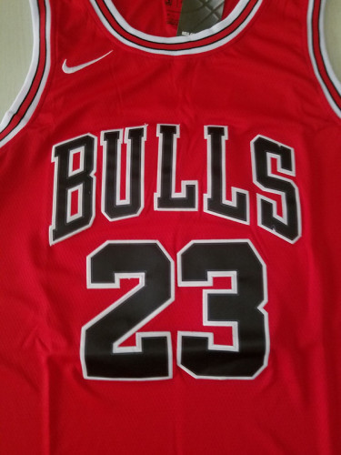 Chicago Bulls Michael Jordan 23 Red Classics Jerseys