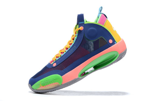 Women's AJ XXXIV Low Basketball Boots