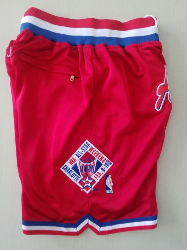 Michael Jordan 1991 All Star Throwback Classics Basketball Shorts