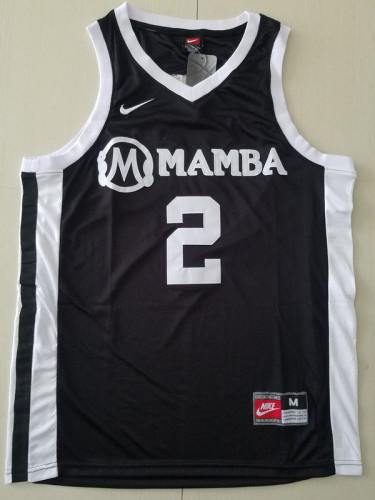 Kobe Bryant GIGI 2 Black Classics Basketball Jerseys