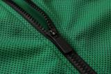 Boston Celtics Green Full-Zip trake Hoodie Jacket and Pants H008