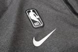 Boston Celtics Gray Full-Zip trake Hoodie Jacket and Pants H011
