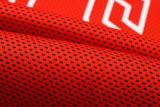 Chicago Bulls Red Full-Zip trake Hoodie Jacket and Pants H013