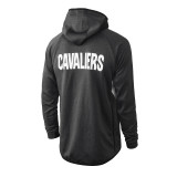 Cleveland Cavaliers Gray Full-Zip trake Hoodie Jacket and Pants H022