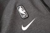 Utah Jazz Gray Full-Zip trake Hoodie Jacket and Pants H012
