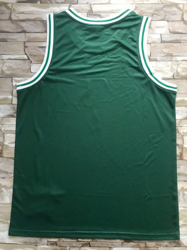 Boston Celtics Green Throwback Classics Basketball Jerseys