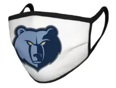 Basketball Club Team Face Mask 041