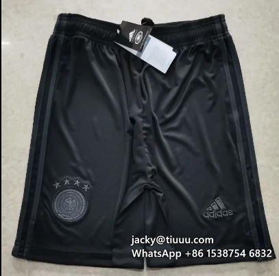 Thai Version Germany 2020 Away Soccer Shorts