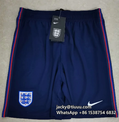 Thai Version England 2020 Soccer Shorts