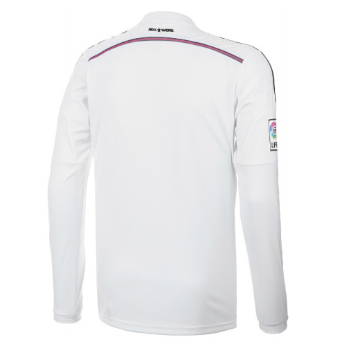Real Madrid 2014-2015 Home Retro L/S Jersey