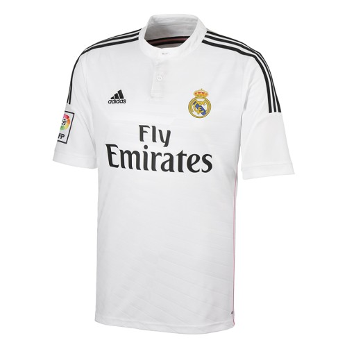 Real Madrid 2014-2015 Home Retro Jersey