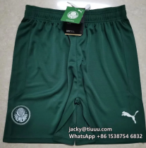 Thai Version Palmeiras 20/21 Away Soccer Shorts
