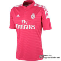 Real Madrid 2014-2015 Away Retro Jersey