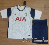 TOT 20/21 Home Soccer Jersey and short kit