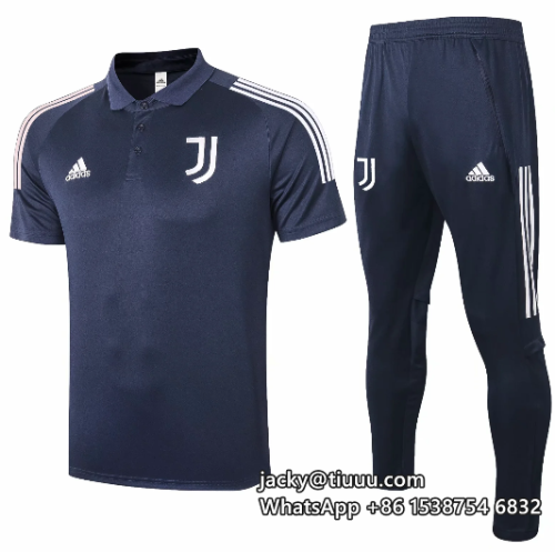 Juventus 20/21 Polo and Pants - C494