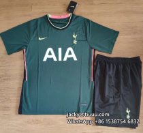 TOT 20/21 Away Soccer Jersey and short kit