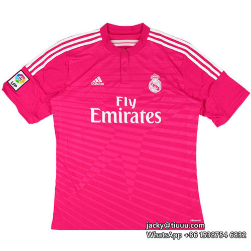 Real Madrid 2014-2015 Away Retro Player Jersey