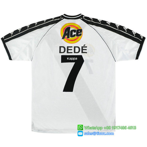 Vasco da Gama 1999-2000 Away Retro Player Jersey