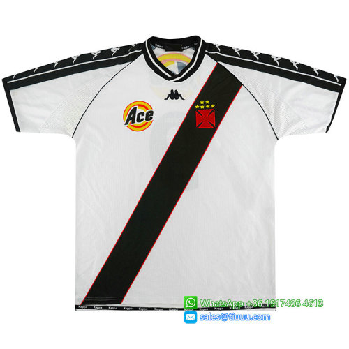 Vasco da Gama 1999-2000 Away Retro Jersey