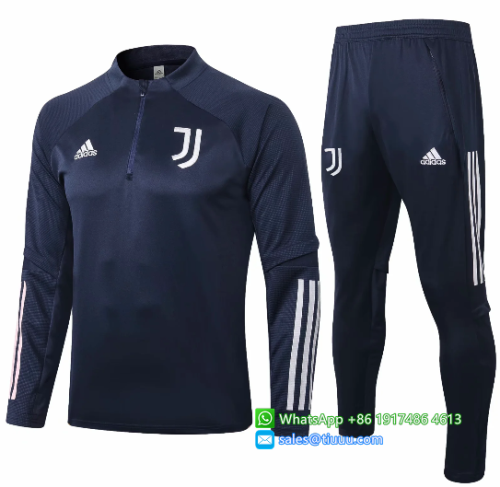 Juventus 20/21 Training Top and Pants - B396