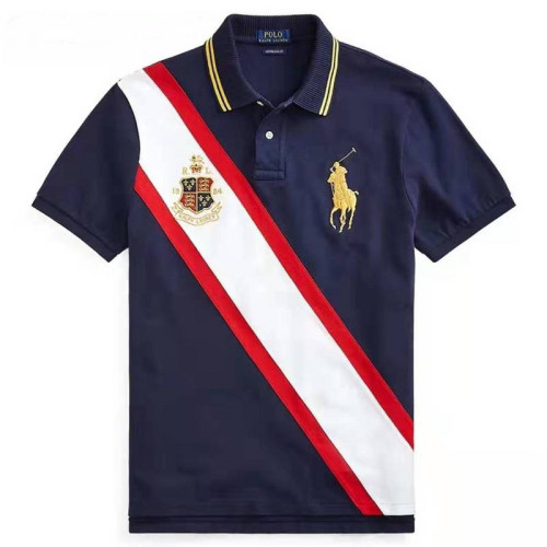 Men's Classics Assorted Colors Polo Shirt 055