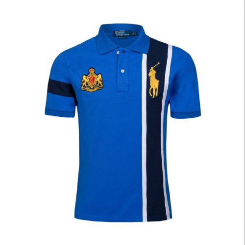 Men's Classics Assorted Colors Polo Shirt 054