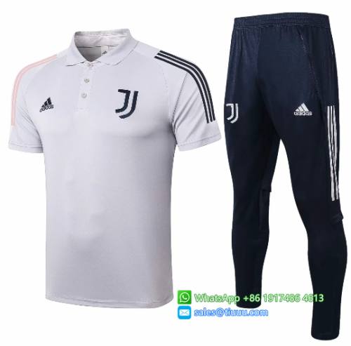 Juventus 20/21 Polo and Pants - C495
