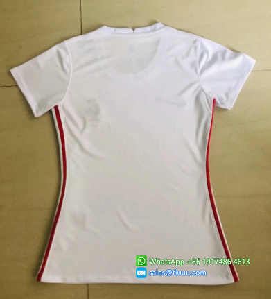 Thai Version France 2020 Women's Away Soccer Jersey