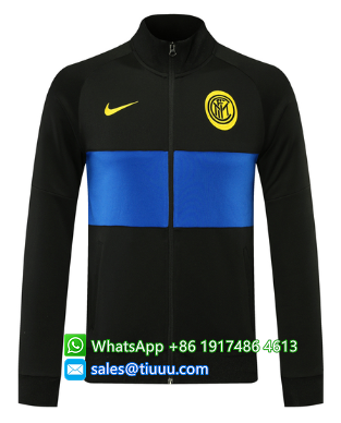 Inter Milan 20/21 Training Jacket - 002