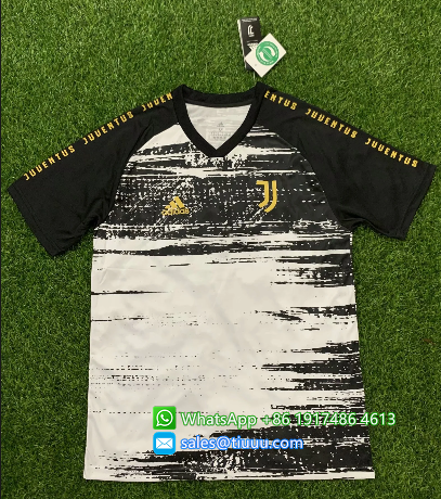Thai Version Juventus 20/21 Training Jersey