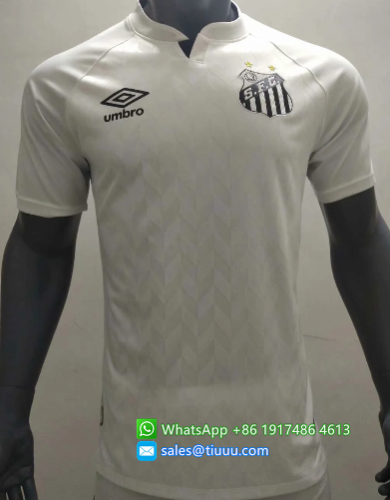 Thai Version Santos 20/21 Home Soccer Jersey