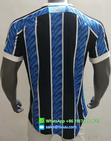 Thai Version Gremio 20/21 Home Soccer Jersey