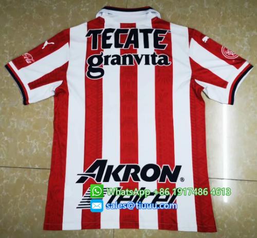 Thai Version Chivas de Guadalajara 20/21 Home Soccer Jersey