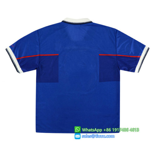 Rangers 1997-1999 Home Retro Soccer Jersey