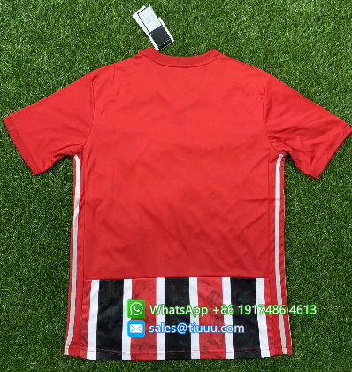 Thai version Sao Paulo 20/21 Away soccer jersey