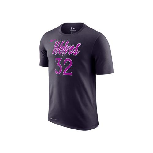 Men's Minnesota Timberwolves Karl-Anthony Towns Swingman T-Shirt