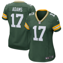Women's Davante Adams Green Green Bay Packers Game Jersey