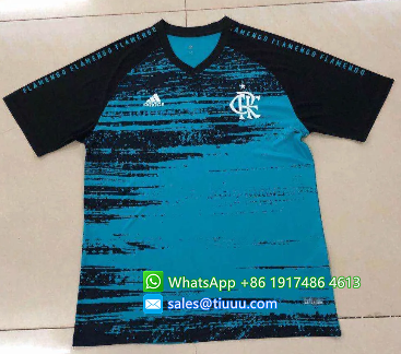 Thai Version Flamengo 20/21 Training Jersey - 002