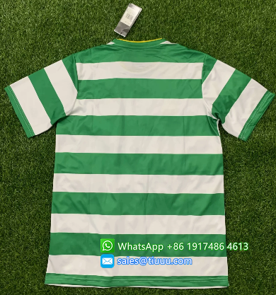 Thai Version Celtic 20/21 Home Soccer Jersey